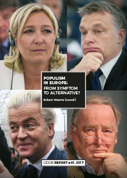 Populism in Europe: from symptom to alternative?
