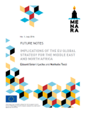 Implications of the EU Global Strategy for the Middle East and North Africa