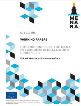 Embeddedness of the MENA in Economic Globalization Processes