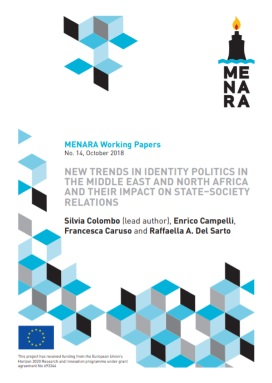 New Trends in Identity Politics in the Middle East and North Africa and their Impact on State–society Relations