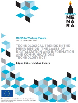 Technological Trends in the MENA Region: the Cases of Digitalization and Information and Communications Technology (ICT)