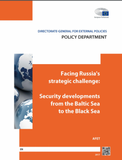 Facing Russia's Strategic Challenge: Security Developments from the Baltic to the Black Sea