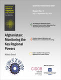 Afghanistan: Monitoring the Key Regional Powers.3