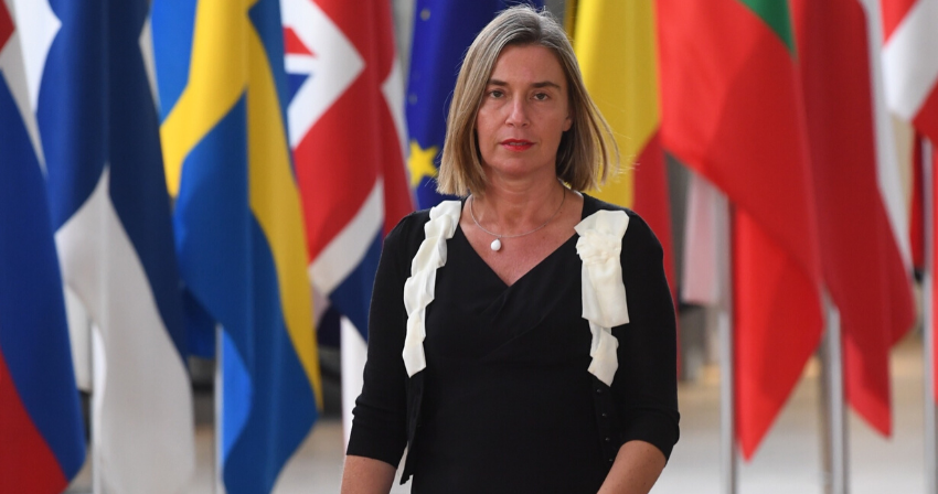 Mogherini, the Queen of Resilience reaches the end of her Mandate