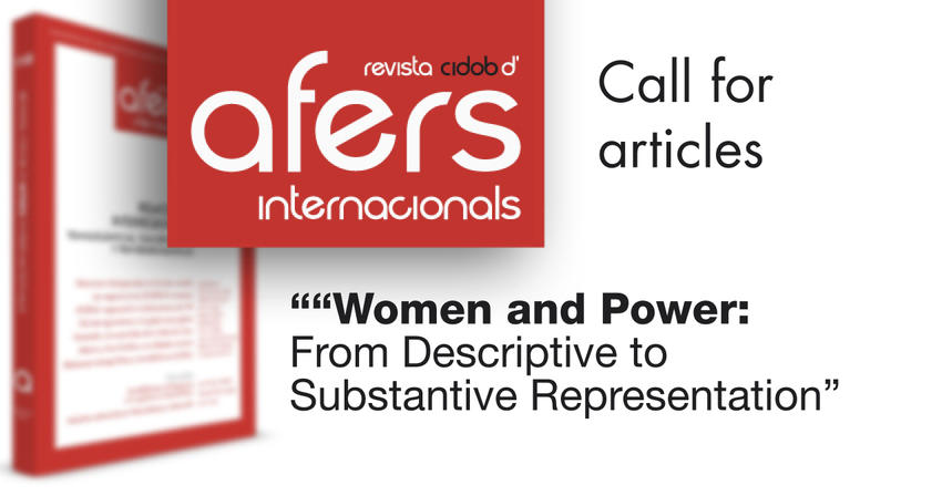 "Call for papers ""Women and Power"""