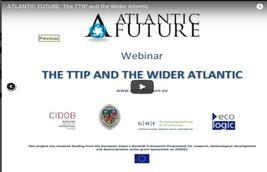 Atlantic Future: the TTIP and the Wider Atlantic