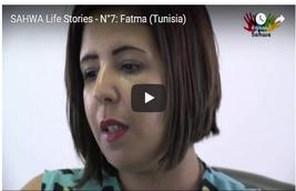 SAHWA Life Stories - Fatma (Tunisia)