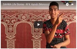 SAHWA Life Stories - Ayoub (Morocco)