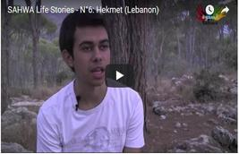 SAHWA Life Stories - Hekmet (Lebanon)