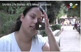 SAHWA Life Stories - Mirna (Lebanon)