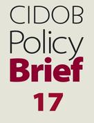 BARCELONA´S CIUTAT OBERTA: cultural policy's new role in addressing global challenges