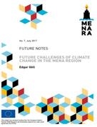 Future Challenges of Climate Change in the MENA Region