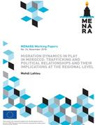 Migration dynamics in play in Morocco: trafficking and political relationships and their implications at the regional level