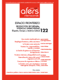 Borderscapes: Securitarian production, experience and (iM)MOBILITY (Spain, Europe and Latin America)