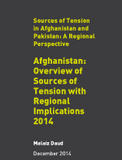 Afghanistan: Overview of Sources of Tension with Regional Implications 2014