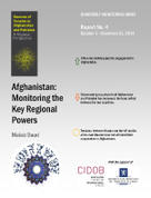 Afghanistan: Monitoring the Key Regional Powers. Report 4