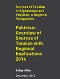 Pakistan: Overview of Sources of Tension with Regional Implications 2014