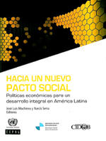 Towards a new social contract: Economic policies for comprehensive development in Latin America