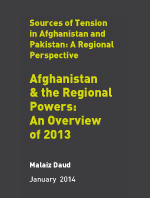 Afghanistan & The Regional Powers: An Overview of 2013